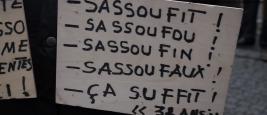 Le slogan Sassoufit