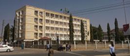 Le siège du CCM à Dodoma