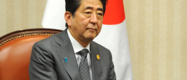 Shinzo Abe (Credit: Wikipedia Commons)