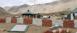 Poste armée indienne Ladakh