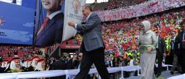 29 May 2012.Istanbul, Turkey. Recep Tayyip Erdogan 12th President of Turkey.