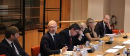 Michal Kurtyka, Vice-ministre de l'Energie de la Pologne à l'IFRI