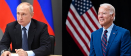 Vladimir Poutine, Joe Biden