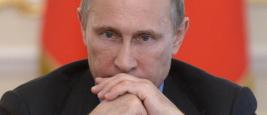 TEST - La Russie de Vladimir Poutine menace à son tour de prendre des sanctions. (Reuters)