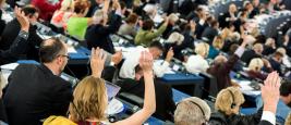 Vote at the European Parliament