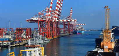 Pékin a en grande partie développé le port de Colombo, au Sri Lanka, étape importante des Routes de la Soie maritimes