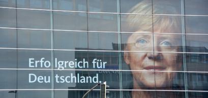 Berlin, Allemagne - Siège de la CDU