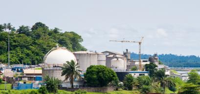 Port de Libreville
