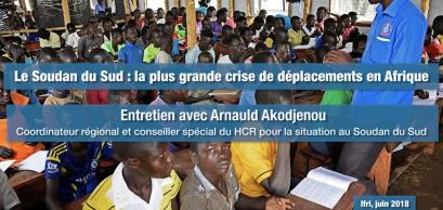 Image vidéo - Soudan du sud