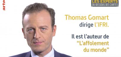 Thomas Gomart - Les experts du dessous des cartes