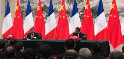 Visite officielle du Président de la République en Chine