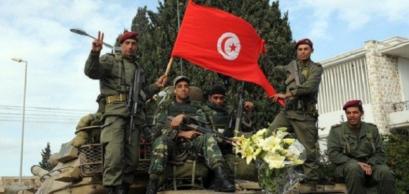 58e anniversation de la création de l'armée tunisienne
