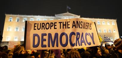 Athens Greece February 11, 2015