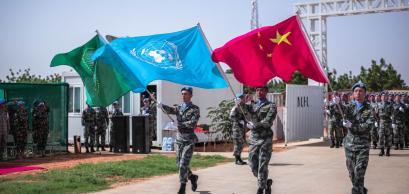 Securité Chine ONU