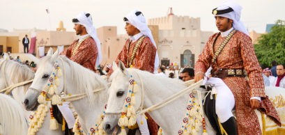 DOHA/QATAR - DECEMBER 18: Qatar National Day