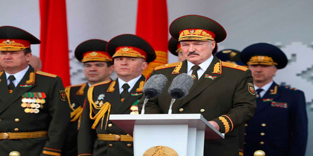Un régime dans la tourmente : le système de sécurité intérieure et extérieure du Bélarus