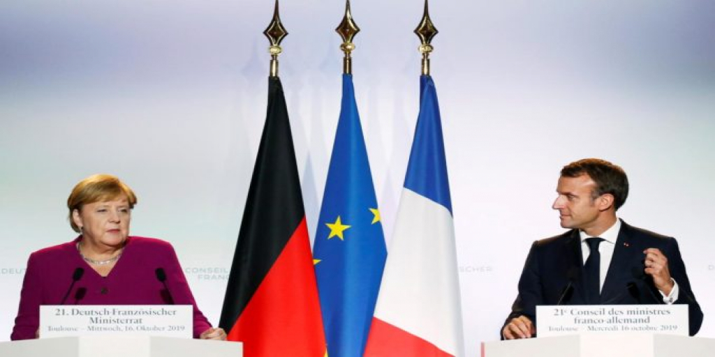 L'Europe et le tandem franco-allemand face à la crise du coronavirus