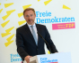 FDP-Chairman Christian Lindner answers questions before the faction meeting in Berlin. September 15, 2021