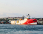 Oruç Reis, Turkish Exploration Vessel