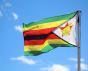 Photograph of the flag of Zimbabwe