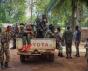 Miliciens de l'Unité pour la paix en Centrafrique (UPC), 2017.